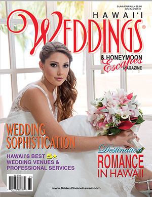 Request Advertising Information For Hawaii Weddings Magazine